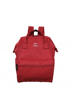 TRACK CLASP BACKPACK SMALL - RED