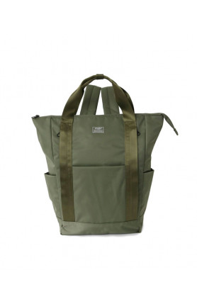 SHIFT 2 WAY TOTE BACKPACK - OLIVE