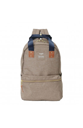 ATELIER SERIES BACKPACK WITH HANDLE - BEIGE