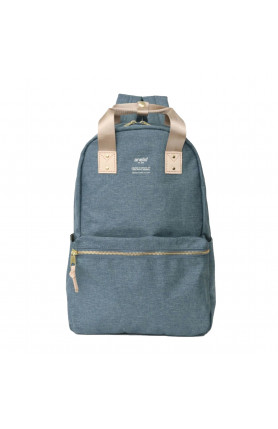 ATELIER SERIES BACKPACK WITH HANDLE - DENIM BLUE