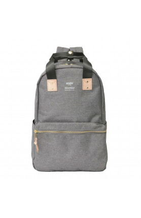 ATELIER SERIES BACKPACK WITH HANDLE - GREY