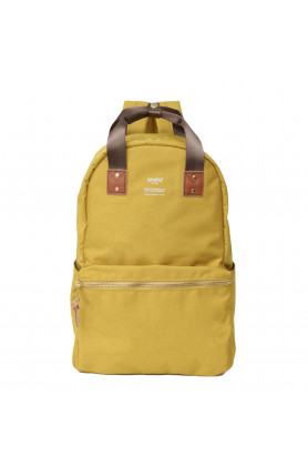 ATELIER SERIES BACKPACK WITH HANDLE - MUSTARD