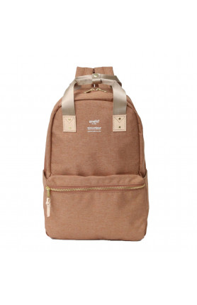 ATELIER SERIES BACKPACK WITH HANDLE - PINK BEIGE