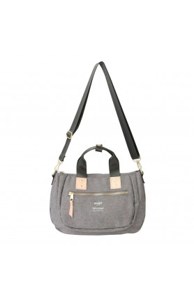 ATELIER SERIES 2WAY MINI TOTE BAG - GREY