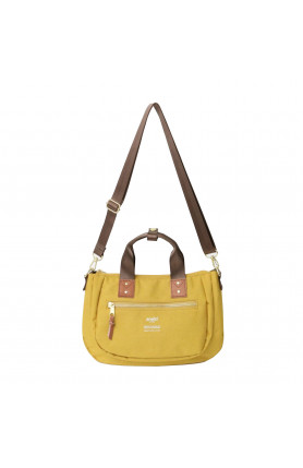 ATELIER SERIES 2WAY MINI TOTE BAG - MUSTARD