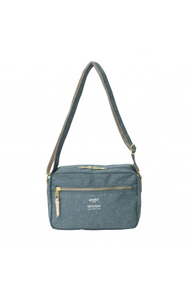 ATELIER SERIES MINI SHOULDER BAG - DENIM BLUE