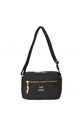 ATELIER SERIES MINI SHOULDER BAG - BLACK