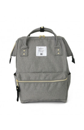 CROSS BOTTLE BASE BACKPACK REGULAR - HEATHER GRAY