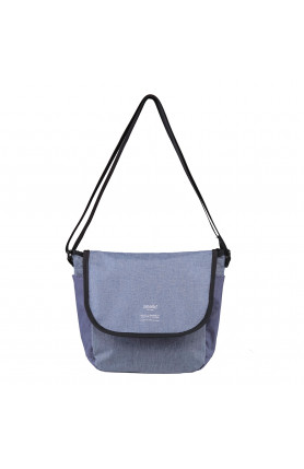 POLYESTER CASUAL DESIGN SHOULDER BAG FOR UNISEX (SMALL)..