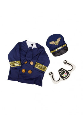 KIDS COSTUME - PILOT SET 0995