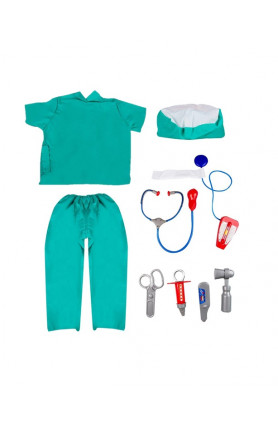 KIDS COSTUME - SURGEON SET 0969