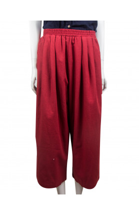 LINEN PANT 4975 / RED