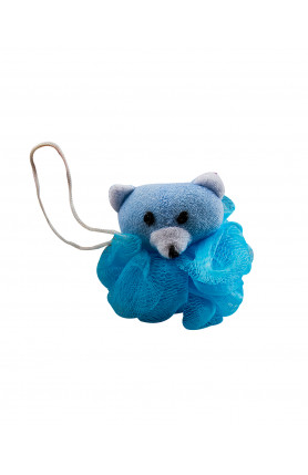 LOOFAH BATH SPONGE WITH TOY (MORE OPTIONS AVAILABLE)
