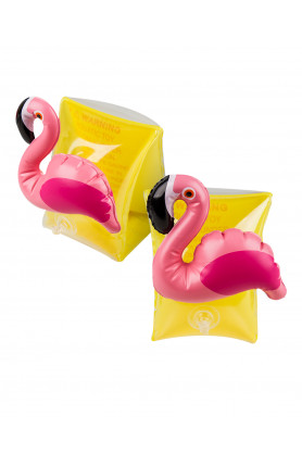 FLAMINGO FLOAT ARM BANDS