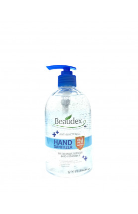 BEAUDEX HAND SANITIZER 500ML