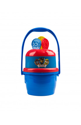 NICKELODEON PAW PATROL BUBBLE BUCKET