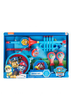 NICKELODEON PAW PATROL MUSIC SET