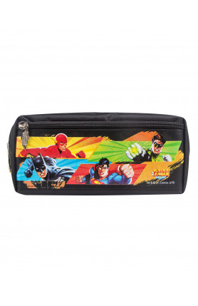 JUSTICE LEAGUE PENCIL BAG (056 1S)