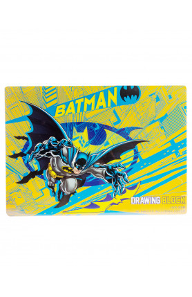 WB BATMAN DRAWING BLOCK (100MG) (16S)