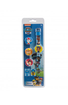 NICKELODEON PAW PATROL HEAD WATCH BOY