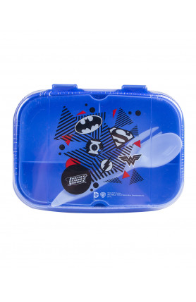 WB JUSTICE LEAGUE GROUP LUNCH BOX