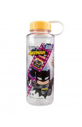 WB JUSTICE LEAGUE GROUP BPA FREE BOTTLE 800ML