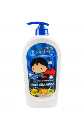 HAIR SHAMPOO SMASHING CITRUS ZEST 650ML