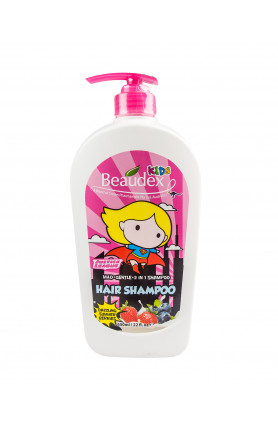 HAIR SHAMPOO DAZZLING SUMMER BERRIES 650ML