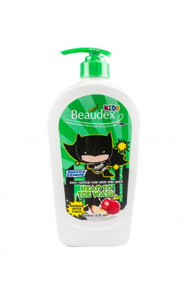 HEAD TO TOE WASH AWESOME APPLE PUNCH 650ML