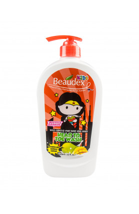 HEAD TO TOE WASH SPARKLING MANGO MANIA 650ML