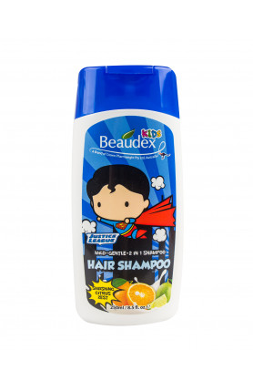 HAIR SHAMPOO SMASHING CITRUS ZEST 250ML