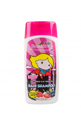 HAIR SHAMPOO DAZZLING SUMMER BERRIES 250ML