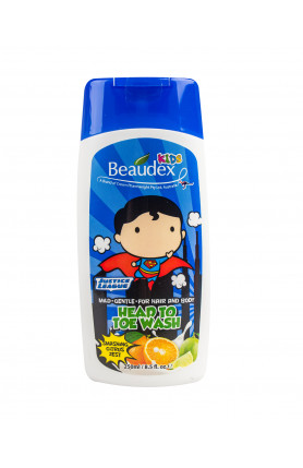 HEAD TO TOE WASH SMASHING CITRUS ZEST 250ML