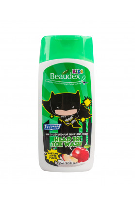 HEAD TO TOE WASH AWESOME APPLE PUNCH 250ML