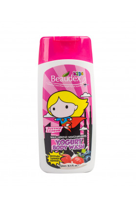 BODY WASH DAZZLING SUMMER BERRIES 250ML