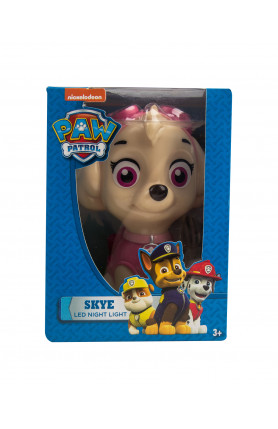 NICKELODEON PAW PATROL SKYE NIGHT LIGHT