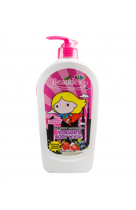 BODY WASH DAZZLING SUMMER BERRIES 650ML