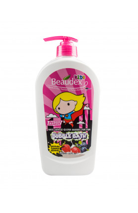 BUBBLE BATH DAZZLING SUMMER BERRIES 650ML