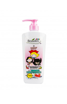 LIL' HEROES LIQUID CLEANSER STRAWBERRY 700ML