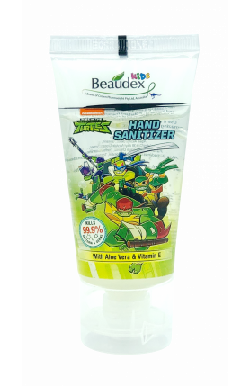 BEAUDEX KIDS HAND SANITIZER (TEENAGE MUTANT NINJA TURTL..
