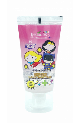 BEAUDEX KIDS LIL HEROES HAND SANITIZER (MIX BERRY BANG)..