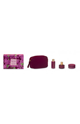 LILAC LILAC BEAUTY TRAVEL KIT