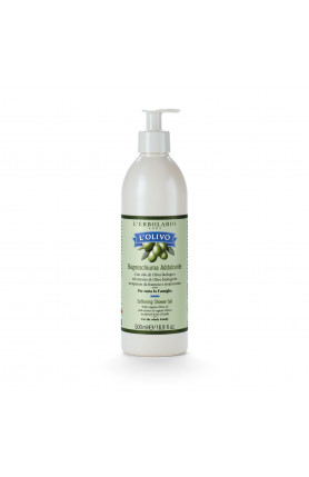 OLIVE SOFTENING SHOWER GEL 500 ML