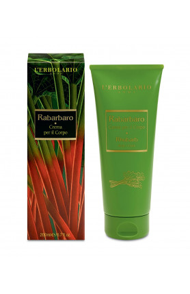 RHUBARB BODY CREAM 200ML