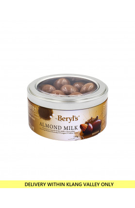 ALMOND COATED WITH MILK CHOCOLATE 120g