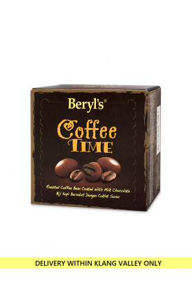 COFFEE TIME COFFEE BEANS COATED WITH MILK CHOCOLATE 120..