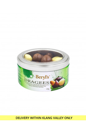 DRAGEES ASSORTED CHOCOLATE 120g