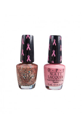 OPI PINK OF HEARTS DUO 190GM