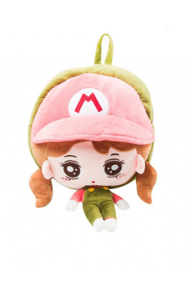 KOREA TOY BACKPACK (GREEN GIRL)