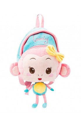 KOREA TOY BACKPACK (LOVELY)